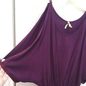 My Story Dresses - Purple Dress